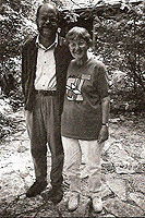Cary George and Elaine Christenson