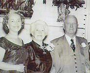 Clinton Odell and family